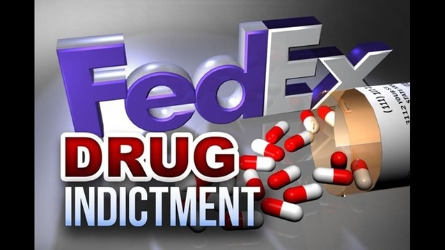 Fed Ex Accused of Delivering Illegal Drugs to Dealers