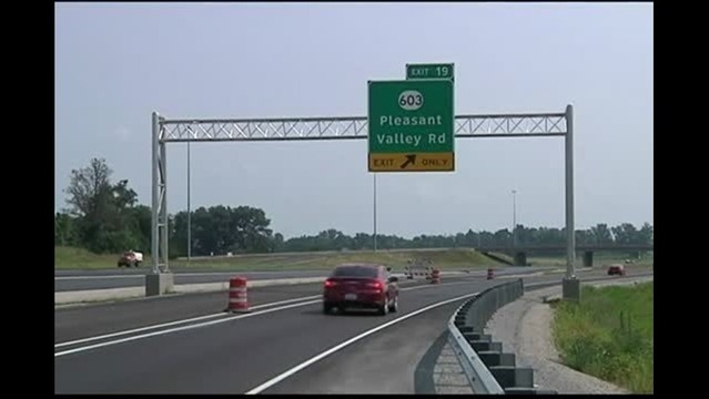 U.S. 60 Extension Project could Open to Traffic in September