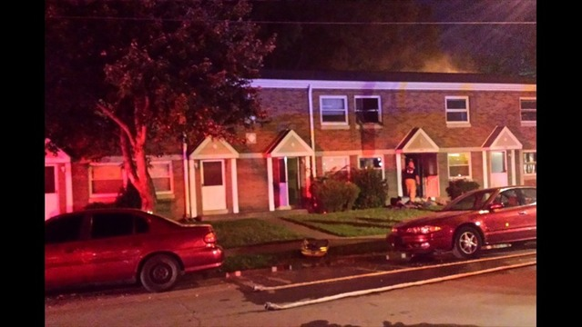 Crews Respond to Apartment Fire on South Garvin