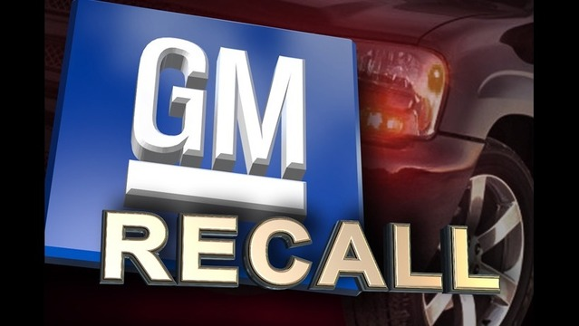 GM Recalls Even More Vehicles