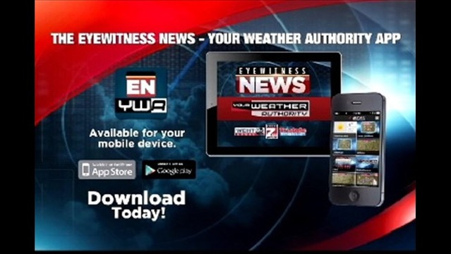 New 'Your Weather Authority' App for iPhone and Android