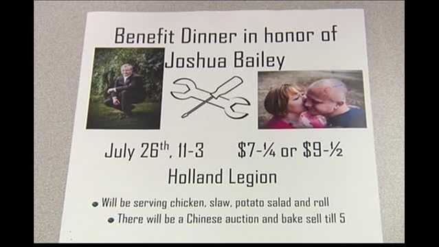 Benefit Dinner Scheduled Tomorrow for Dubois Co. Man