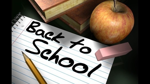 School Starts Today for St. Theresa Students
