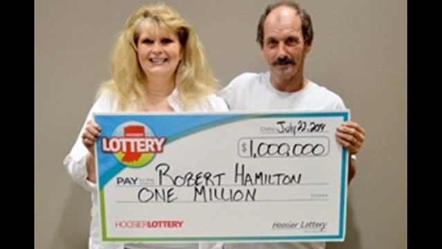 Lucky Indiana Man Wins Lottery Twice