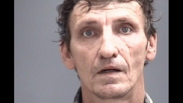 Patoka Man Arrested for Allegedly Trying to Steal CSX Property