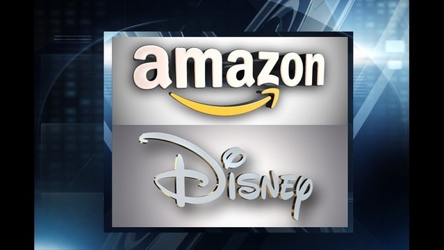 Amazon and Disney Battle Over DVD Sales