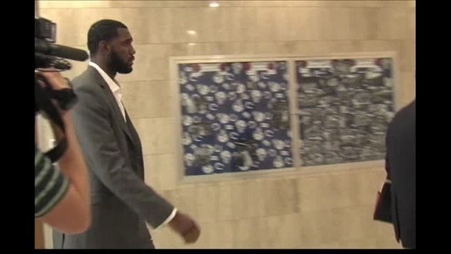 Greg Oden Appears in Court on Domestic Battery Charge