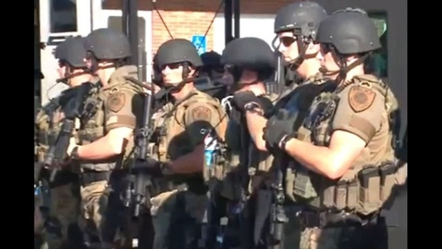 Blurred Lines: The Militarization of Police Highlighted in Ferguson