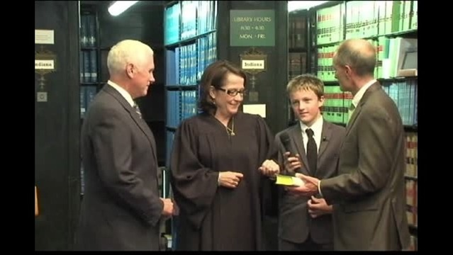 Indiana's First Female Chief Justice Sworn in Today