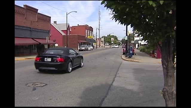 Officials Approve North Main Streetscaping Survey