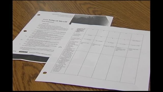 No Protest over McLean Co. High School English Assignment