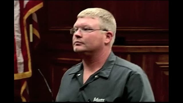 Beauchamp Enters Alford Plea in Shot Collie Case