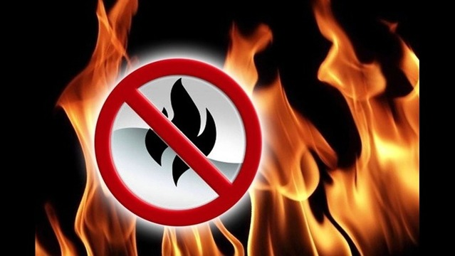 No Burn Order In Effect for Crittenden County
