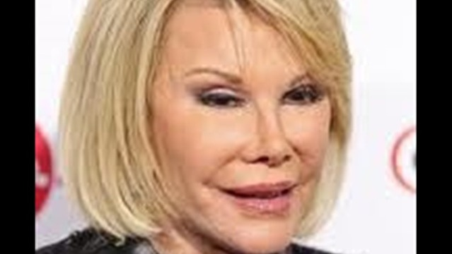 Joan Rivers Listed in Critical Condition