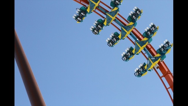 Holiday World Runs Test Launch for New Roller Coaster