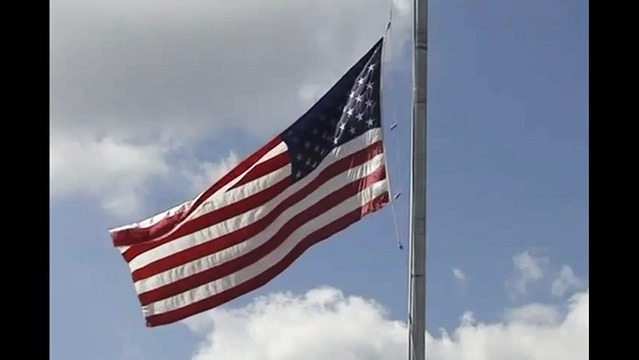 President Trump orders all U.S. flags lowered to half-staff honoring Florida victims
