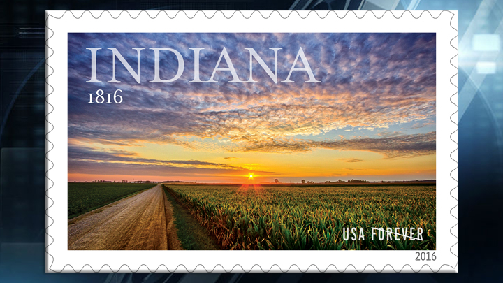 The United States Postal Service is providing a preview of its 2016 ...