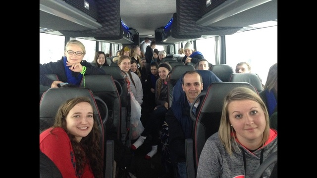 Owensboro Catholic Field Trip Gets Stuck in the Snow for 19 Hours