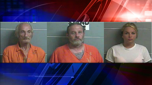 Four Arrested on Drug Charges in Ohio Co.