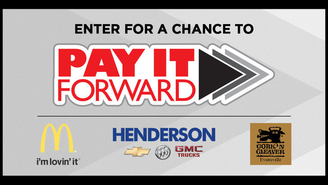 Pay it Forward Contest Rules