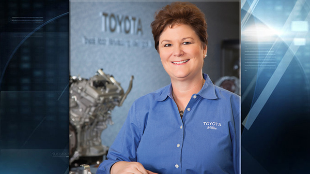 Toyota Names New President for Gibson Co. Plant