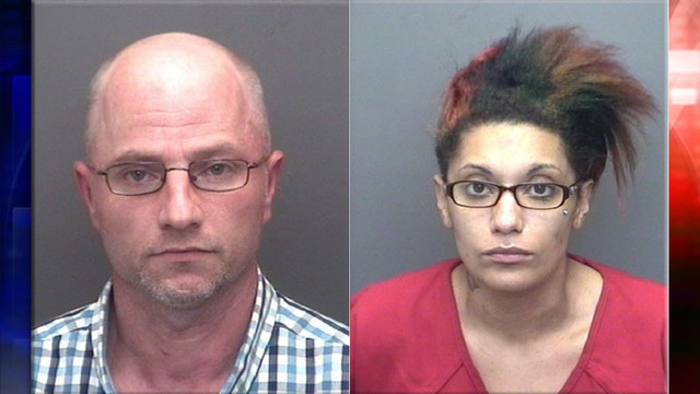 Two Arrested for Alleged Meth Deal