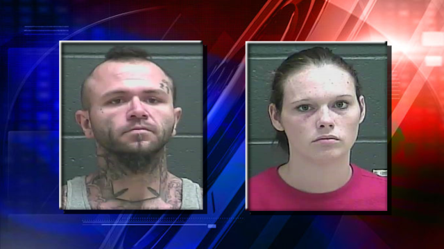 Two Arrested on Drug Charges in Tell City