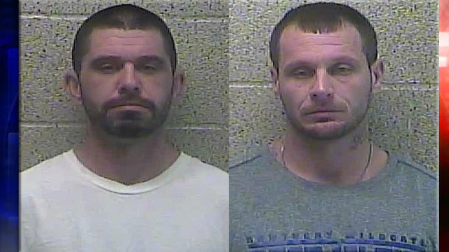 Authorities Arrest Two Following Police Chase