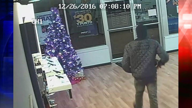 EPD Investigating Armed Robbery at Metro PCS