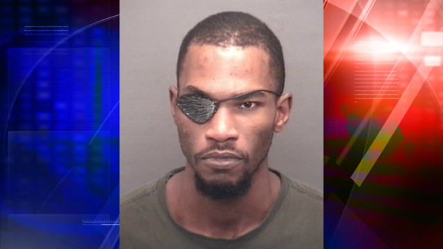 Evansville Man Convicted Following Crime Spree