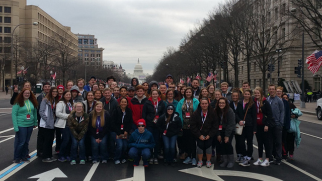 Follow North Posey Students on Washington Trip