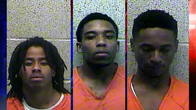 Three Men Charged with Murder in Morganfield Deaths