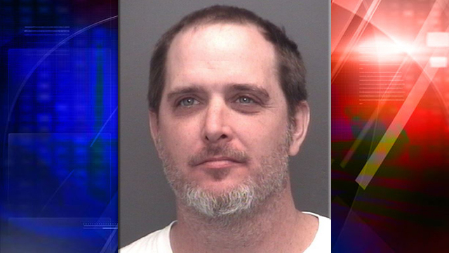 Man Charged with Driving Drunk, Possessing Meth