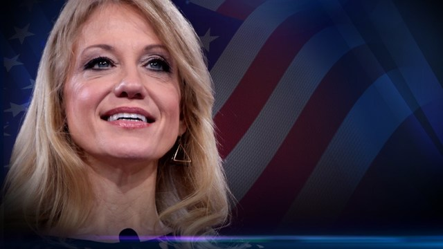 Conway Says She Meant to Say 'Bowling Green Terrorists' -- Not 'Massacre'