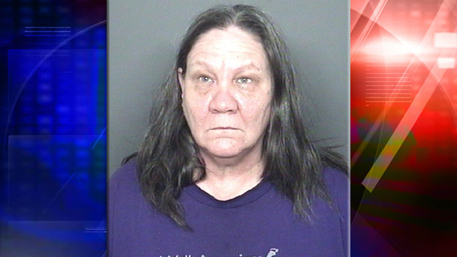 Woman Accused of Pushing Police Officer