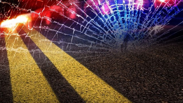 KSP Investigating Two Vehicle Collision
