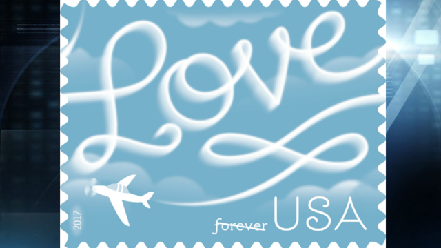 Skywriting of New USPS Stamp Happening Thursday