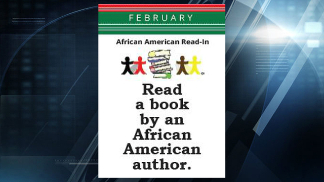 Dexter Elementary Hosts African American Read-In Chain Today