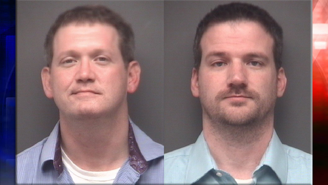 Two Newburgh Men Accused of Sexual Misconduct with Minor