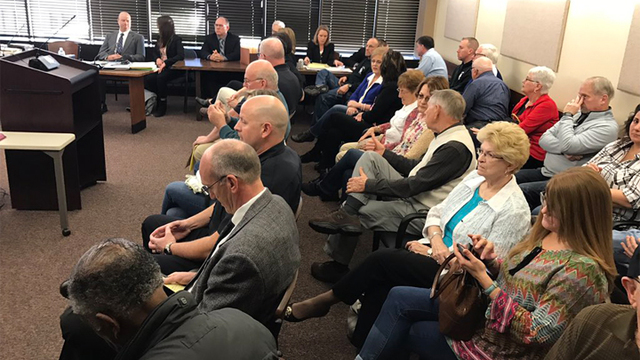 Disciplinary Meetings Continue for EPD Officers