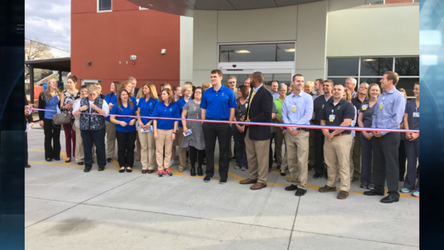 Ribbon Cutting Held for New CORE Center