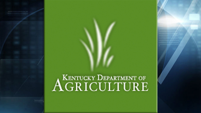 KY Dept. of Agriculture Holding Poster and Essay Contest