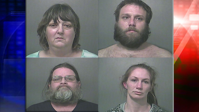Four Accused in Child's Death Now Facing Additional Charges