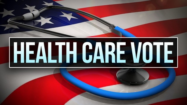 politics house health care vote