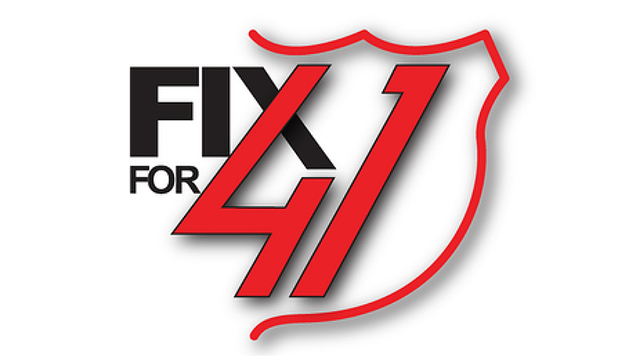 'Fix for 41' to Begin Soon with Evening Restrictions