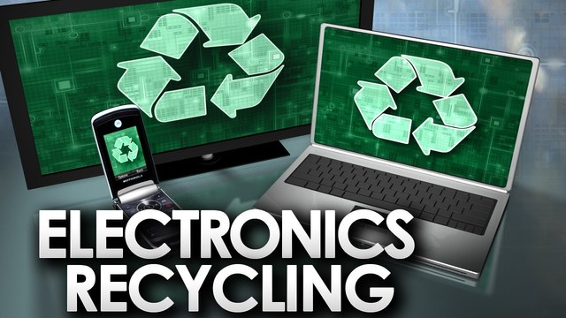Electronics Recycling Offered to Vanderburgh Co. Residents