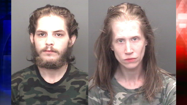 Evansville Couple Arrested on Child Neglect Charges