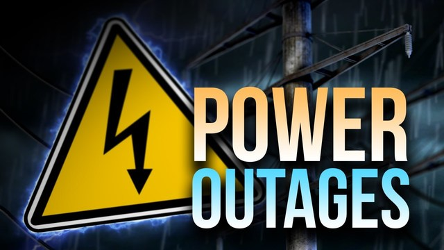 More Power Outages Being Reported by Vectren