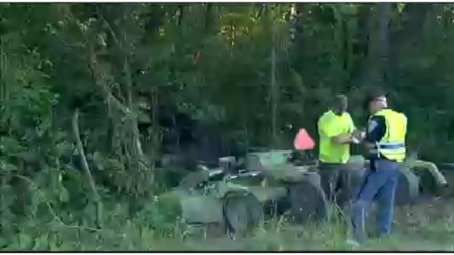 ISP Investigating Fatal Mowing Accident on I-64