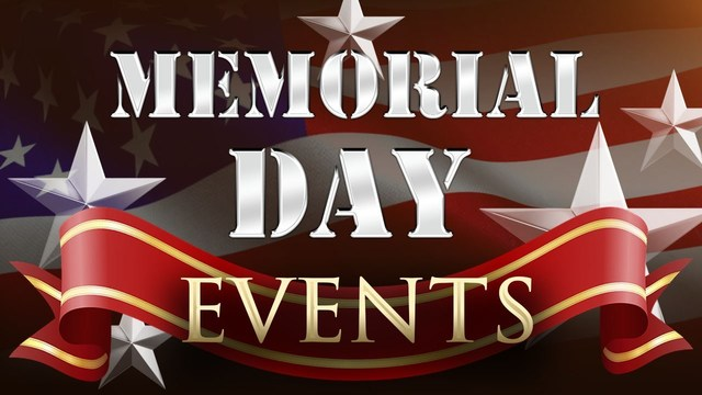 Memorial Day Services in the Tri-State